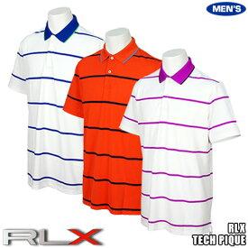 RLX ゴルフ テックポロシャツ