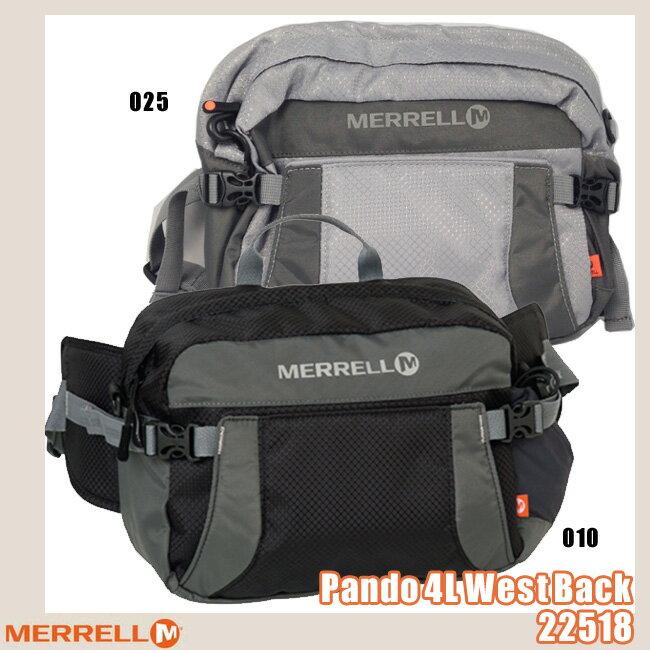 メレル パンド 4L ウエストバック JBF22518 【SP】