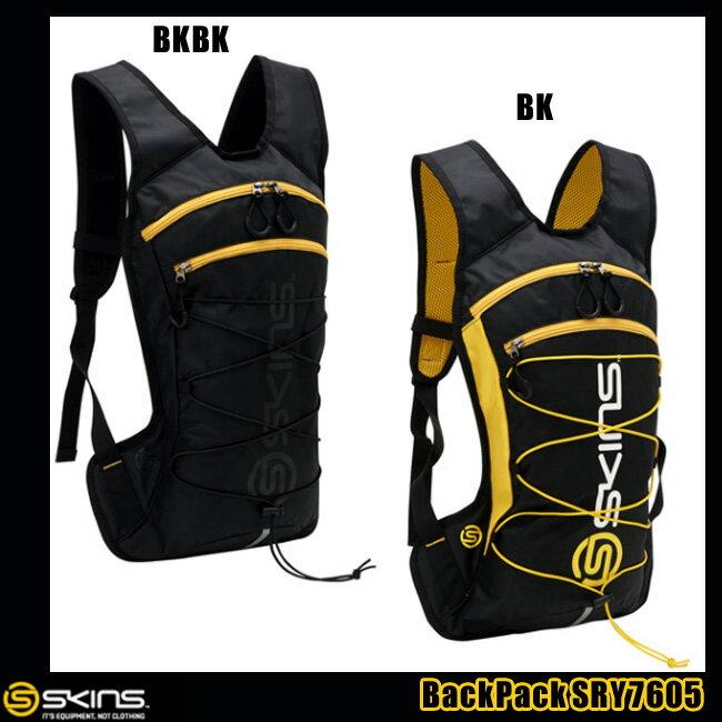 スキンズ コンパクトバッグパック (トレイルラン用バッグ) SRY7605 【SP】