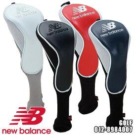 ニューバランス ゴルフ METRO ヘッドカバー フェアウェイ用 ユニセックスモデル 012-8984007