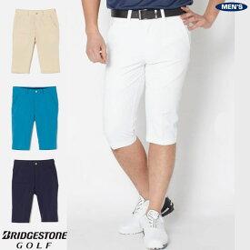 ブリヂストンゴルフ メンズ ストレート 6分丈パンツ 3GT02S