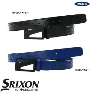 スリクソン バイ デサント メンズ オリジナルバックルベルト 2020年春夏モデル RGBPJH05