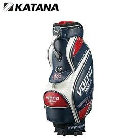 【特価バッグ】 カタナゴルフ ボルティオ メンズ キャディバッグ VNC-01 KATANA VOLTIO [9型] [3.8kg]