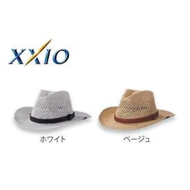 【2016年モデル】【夏用ハット】【麦わら帽子】XXIO ゼクシオ ゴルフハット XMH6205