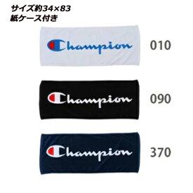 チャンピオン スポーツタオル Champion PRINTED FACE TOWEL [C3-NB710A]