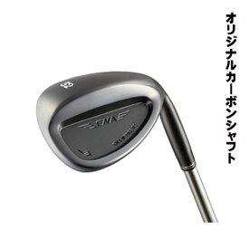 ENA エナ ウェッジ02 メンズウェッジ マレージング Wedge02 ブラックPVD仕上げ オリジナルカーボンシャフト