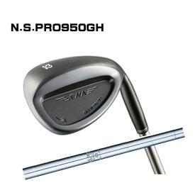 ENA エナ ウェッジ02 メンズウェッジ マレージング Wedge02 ブラックPVD仕上げ N.S.PRO950GHスチールシャフト