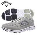 キャロウェイ ソレイユ Solaire 20 スパイクレス ゴルフ シューズ メンズ 247-0996502