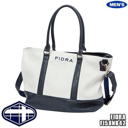 フィドラ メンズ トートバッグ 高級合皮革モデル FI58GF53
