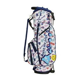 ブルーティーゴルフ ハワイアンサーフ スタンドキャディーバッグ BLUE TEE GOLF CB-013