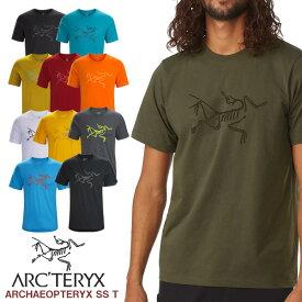 アークテリクス ARC'TERYX ARCHAEOPTERYX SS T-SHIRT アーキオプテリクス ショートスリーブ Tシャツ メンズ 24024
