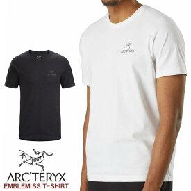 アークテリクス ARC'TEXYX EMBLEM T-SHIRT SS MEN'S エンムレム ショートスリーブ Tシャツ メンズ 24026