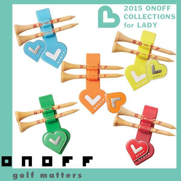 2015 ONOFF オノフ レディース マルチクリップマーカー OQ7715
