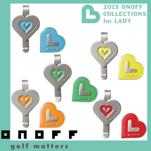2015 ONOFF オノフ レディース グローブマーカー OQ7915