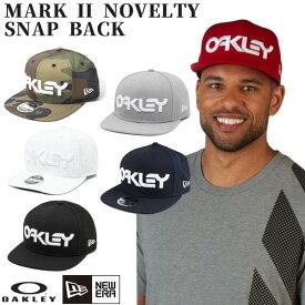 オークリー OAKLEY ニューエラ 9FIFTY マーク2 ノベリティ スナップバック メンズ キャップ 911784