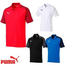 プーマ PUMA CUP サイドラインポロ メンズ 半袖 トレーニングウェア 656279