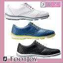 フットジョイ ロープロ カジュアル スパイクレス レディス シューズ W(ワイド)サイズ Footjoy Lopro casual