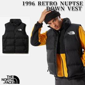 ザノースフェイス THE NORTH FACE Retro Nuptse Vest 1996 レトロヌプシ ベスト メンズ NF00CH38