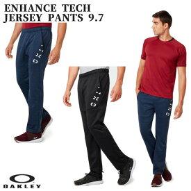 オークリー OAKLEY ENHANCE TECH JERSEY PANTS 9.7 メンズ トレーニング パンツ 422632