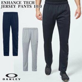 オークリー OAKLEY Enhance Tech Jersey Pants 10.0 メンズ トレーニング FOA400820
