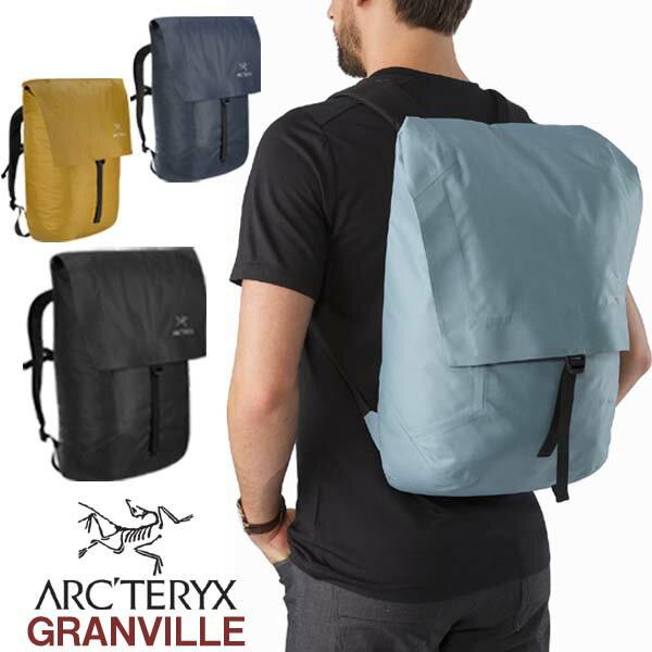 リュック 25L アークテリクス ARC'TERYX GRANVILLE グランヴィル バックパック メンズ レディース 鞄 カバン バッグ 18749