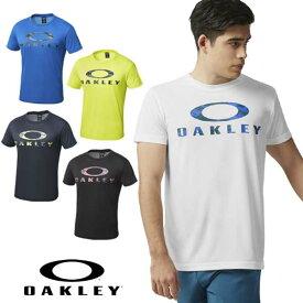 半袖 Tシャツ 日本正規品 OAKLEY オークリー エンハンス テクニカル MESH TEE 18.01 メンズ Tシャツ 457174JP