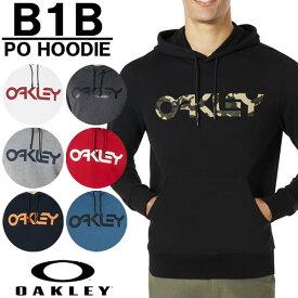 パーカー 日本正規品 OAKLEY オークリー B1B プルオーバー フーディ メンズ 472398