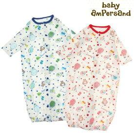 3127cc1b78c09 ツーウェイドレス ベビーアンパサンド baby ampersand 女の子 男の子 50〜60cm 気球柄2WAYドレス