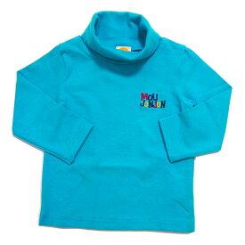 ★SALE(セール)★Tシャツ ムージョンジョン mou jon jon 男の子 80cm 90cm 95cm 100cm 110cm ソフトベア天タートルネックTシャツ
