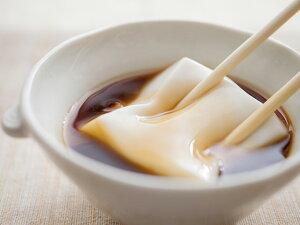 【送料無料】柳井胡麻豆腐(タレ付) 5パックセット お試し 贈答 ギフト 絶品 九州 大分 臼杵 ごま豆腐
