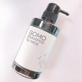 メンズシャンプー ノンシリコン シャンプー メンズ スカルプ 美容室専売品メンズごもシャンプー400ml 日時指定不可