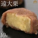 静岡・浜松銘菓 高級 お取り寄せ スイーツ まろやかな栗餡と十勝小豆しぐれ菓子 遠大栗(えんだいぐり)10個入お歳暮 冬…