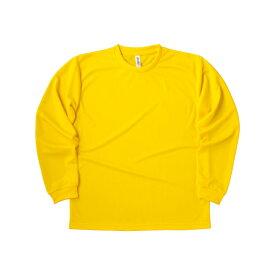 【glimmer】4.4オンス ドライロングスリーブTシャツ 140〜150