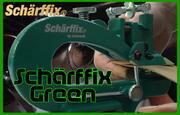 手動革漉き機Schärffix
