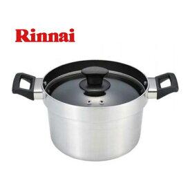リンナイ 炊飯鍋 RTR-500D 5合炊き 炊飯専用鍋 リンナイ ガステーブルコンロ/ガスコンロ オプション備品  売れ筋