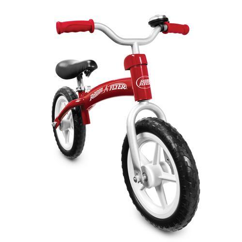 【大人気】【Radio Flyer】BALANCE BIKEラジオフライヤー#800バランスバイク 2輪車 超軽量 約4kg 【トレーニング】【キッズ/乗用玩具/子供用/練習用 】【クリスマス】【プレゼント】【コストコ】