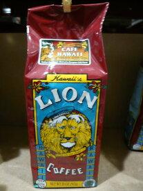 増量【LION COFFEE】ライオンコーヒー カフェハワイ ブレンドミディアムダークロースト 793g(28OZ)【コストコ通販】