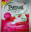 【冷蔵便】TARTARE(タルタル) シェル・イン クリームチーズ入りデザート ストロベリー 20個入り シェルイン コ…