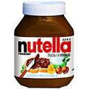 大容量1Kg入り ヌテラ へーゼルナッツ ココア入り【nutella】【NUTELLA】 (チョコレート)スプレッド 1000g 】【業務…