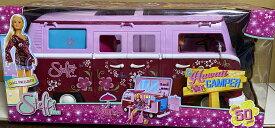 【送料無料:地域限定】 Simba Toys 【Steffi LOVE】お人形1体+ワーゲンバスセット ハワイアン キャンピングカー 50種類以上の小物付き! Barbie おもちゃ 子供 女の子 人形遊び 3歳【クリスマス】【コストコ通販】【送料無料:沖縄一部地域離島は対象外】