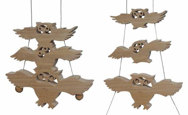 【名入れ可】■ ふくろう (木のおもちゃ 昇り人形 ) 日本製 6ヶ月 7ヶ月 8ヶ月 9ヶ月 10ヶ月 1歳 2歳 3歳 誕生日ギフト 誕生祝い 出産祝いにお薦め♪ 赤ちゃん おもちゃ 男の子 女の子 紐通し 木工職人手作り 型はめ 積み木 パズル 親子 木育 家族 縁起物