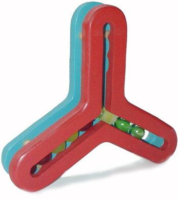 ビー玉色あわせゲーム木のおもちゃ知育玩具ギフト銀河工房