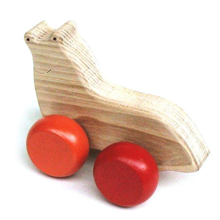 【名入れ可】●可愛いプニョプニョ 押しぐるま 愉快で楽しい 木のおもちゃ 車 日本製 押し車 カタカタ 知育玩具 誕生祝い 赤ちゃん おもちゃ おしくるま 6ヶ月 9ヶ月 1歳 2歳 3歳 誕生日ギフト 出産祝い 男の子女の子 木工職人手作り がらがら 親子 木育 家族 背中マッサージ
