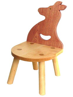 Deer Chair Wooden Toys (Ginga Kobo Toys) Japan
