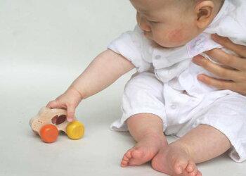 赤ちゃん車木のおもちゃ出産祝い名入れギフト日本製