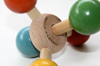 【名入れ可】●回転ペンタ赤ちゃんおもちゃはがため歯がため日本製木のおもちゃ出産祝いがらがらカタカタ男の子&女の子3ヶ月4ヶ月5ヶ月6ヶ月7ヶ月8ヶ月9ヶ月10ヶ月1歳プレゼントランキング2歳