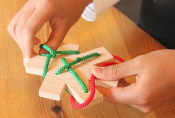 【名入れ可】●木のパズル(頭脳開発器)知恵の輪木のおもちゃパズル脳トレ知育玩具誕生日ギフト出産祝い赤ちゃんおもちゃ男の子&女の子日本製積み木1歳2歳3歳4歳5歳6歳7歳幼児子供紐通しひも抜き