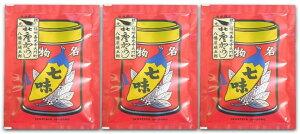 八幡屋礒五郎 七味唐からし 袋入 18gx3袋