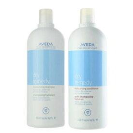 AVEDA アヴェダ ドライレメディーシリーズセット 1000mL×2(ポンプ付き)(0018084922439/0018084922507)