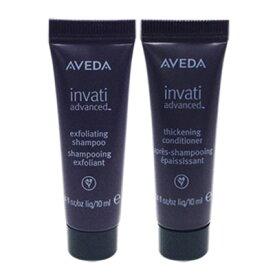 AVEDA アヴェダ インヴァティアドバンスシリーズ2種セット 【ゆうパケット対応 2cm ※必ず注意事項をご確認の上ご選択ください。】